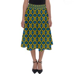 Gordium Perfect Length Midi Skirt by deformigo