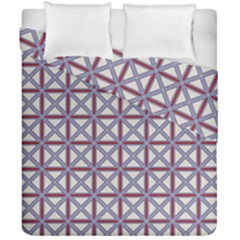 Pincushion Duvet Cover Double Side (california King Size) by deformigo