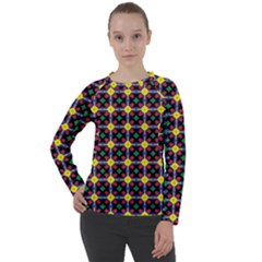 Wakpala Women s Long Sleeve Raglan Tee