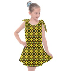 Bertha Kids  Tie Up Tunic Dress by deformigo