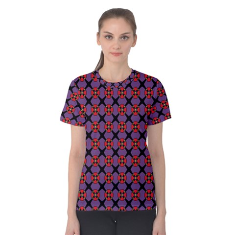 Dionysia Women s Cotton Tee by deformigo