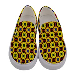 Eltopia Women s Canvas Slip Ons