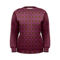 Wisteria Women s Sweatshirt by deformigo
