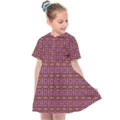 Wisteria Kids  Sailor Dress by deformigo