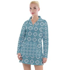 Ningaloo Women s Long Sleeve Casual Dress by deformigo