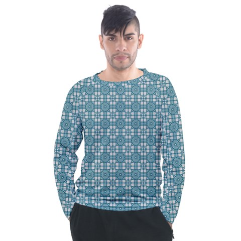 Ningaloo Men s Long Sleeve Raglan Tee by deformigo