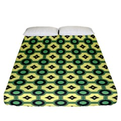 Thysiani Fitted Sheet (california King Size) by deformigo