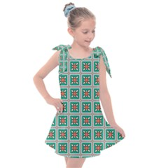Waitomo Kids  Tie Up Tunic Dress by deformigo