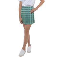 Waitomo Kids  Tennis Skirt by deformigo