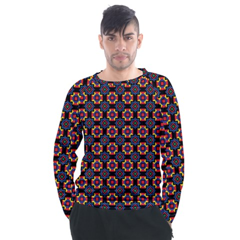 Whitika Men s Long Sleeve Raglan Tee by deformigo