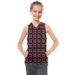 Whitika Kids  Sleeveless Hoodie by deformigo