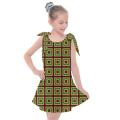 Satafi Kids  Tie Up Tunic Dress by deformigo