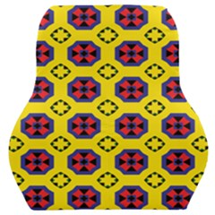 Memphis Car Seat Back Cushion  by deformigo