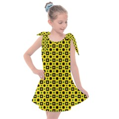 Stonecrops Kids  Tie Up Tunic Dress by deformigo