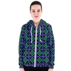 Vineta Women s Zipper Hoodie by deformigo