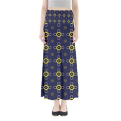 Tanheli Full Length Maxi Skirt by deformigo