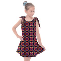Irrigon Kids  Tie Up Tunic Dress by deformigo