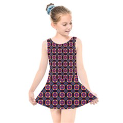Irrigon Kids  Skater Dress Swimsuit by deformigo