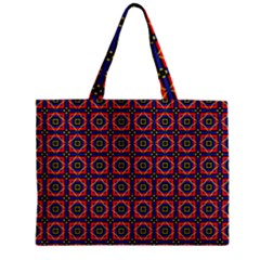 Torenia Zipper Mini Tote Bag by deformigo