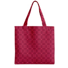 Lantana Grocery Tote Bag by deformigo