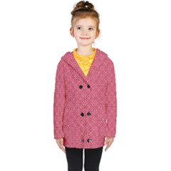 Lantana Kids  Double Breasted Button Coat