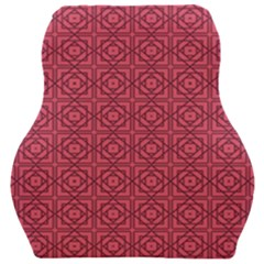 Lantana Car Seat Velour Cushion  by deformigo