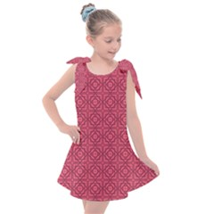 Lantana Kids  Tie Up Tunic Dress by deformigo