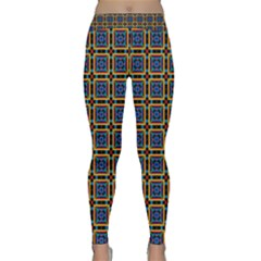 Crosslake Classic Yoga Leggings by deformigo