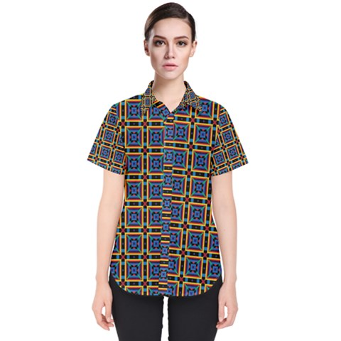 Crosslake Women s Short Sleeve Shirt by deformigo