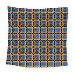 Crosslake Square Tapestry (large) by deformigo