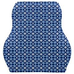 Lagoonis Car Seat Velour Cushion  by deformigo