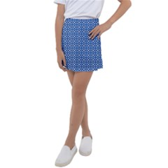Lagoonis Kids  Tennis Skirt by deformigo