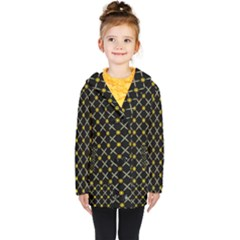 Jazz Kids  Double Breasted Button Coat by deformigo
