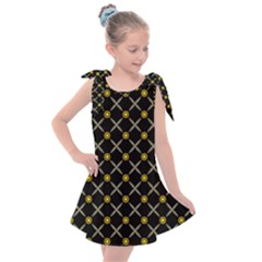 Jazz Kids  Tie Up Tunic Dress by deformigo