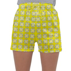 Goldenrod Sleepwear Shorts by deformigo
