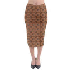 Midica Midi Pencil Skirt by deformigo