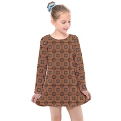 Midica Kids  Long Sleeve Dress by deformigo