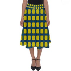 Thonis Perfect Length Midi Skirt by deformigo