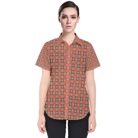 Tithonia Women s Short Sleeve Shirt by deformigo