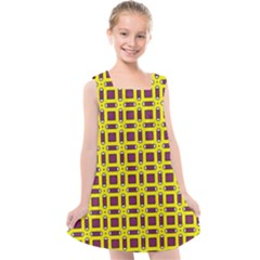 Arutelos Kids  Cross Back Dress by deformigo