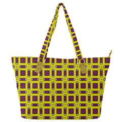 Arutelos Full Print Shoulder Bag by deformigo