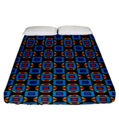 Lomond Fitted Sheet (king Size) by deformigo