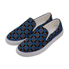 Lomond Women s Canvas Slip Ons by deformigo