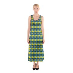 Wannaska Sleeveless Maxi Dress