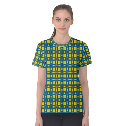 Wannaska Women s Cotton Tee by deformigo