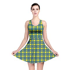 Wannaska Reversible Skater Dress