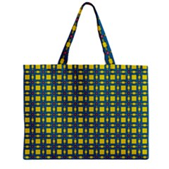 Wannaska Zipper Mini Tote Bag