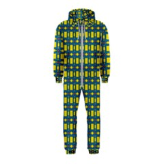 Wannaska Hooded Jumpsuit (Kids)