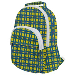 Wannaska Rounded Multi Pocket Backpack