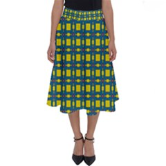 Wannaska Perfect Length Midi Skirt